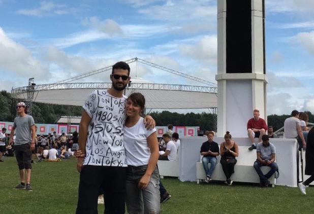 Loris e Silvia al Dekmantel Festival 2016