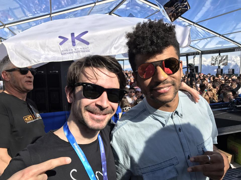 In viaggio con Luca Dea al Caprices Festival 2017 - Jamie Jones - hundmusic