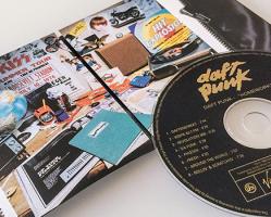 20 anni di Homework dei Daft Punk