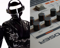 I Daft Punk vendono la loro Roland Tr-909