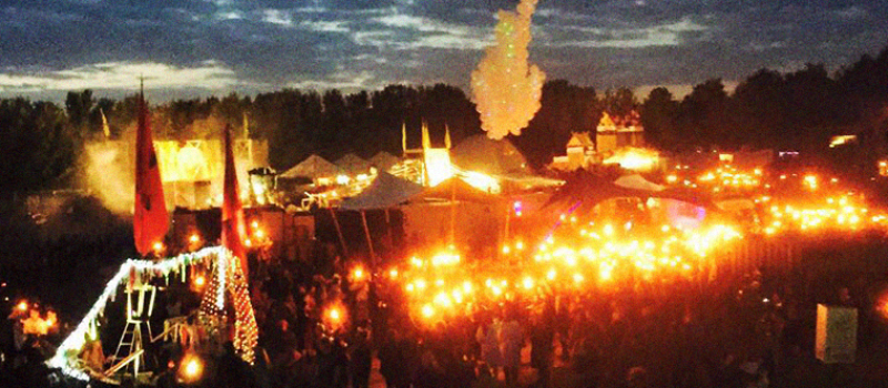 Un'immagine della scorsa edizione del Beyond Festival