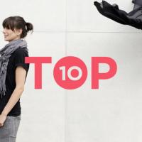TOP 10 DANA RUH