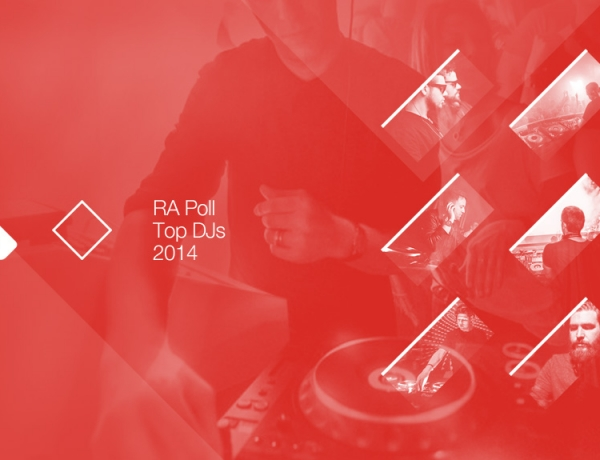 RA Poll: Top DJs of 2014